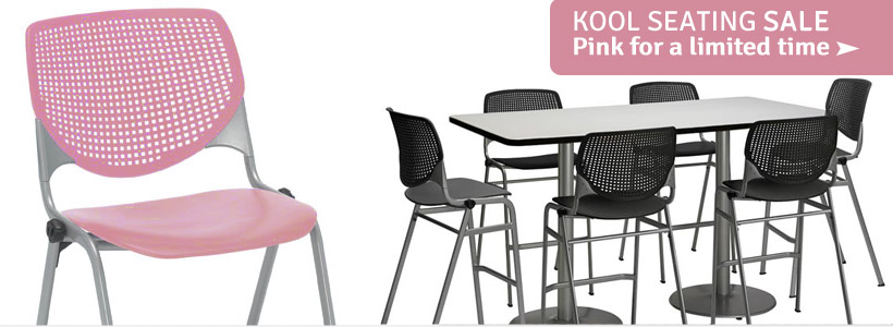Kool Stack Chairs and Seating from KFI!