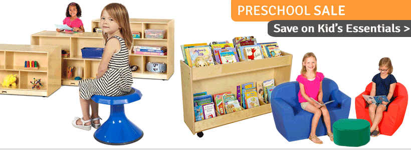 Click to see Preschool Kid's Furniture on Sale