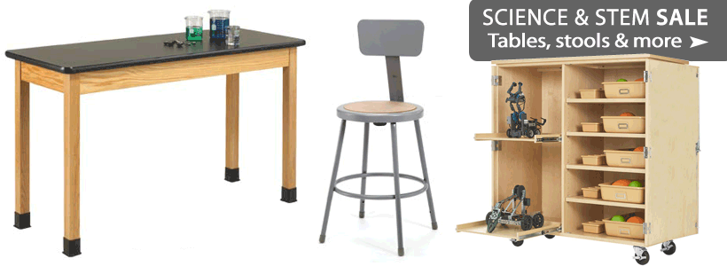 Annual Science Lab Furniture Summer Sale!