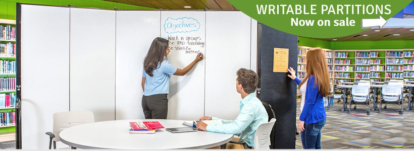 See all Writable Room Dividers by Screenflex