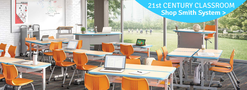 Click to see all Smith System Classroom Furniture