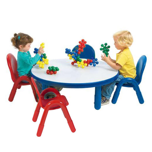 Angeles Baseline Toddler Table Amp Chair Set 36 Quot Round