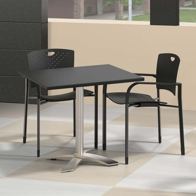 Stock #20573   Balt 90354 Folding Bistro Table
