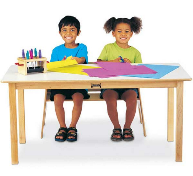 Smaller Tables Such As The Baseline Preschool ...