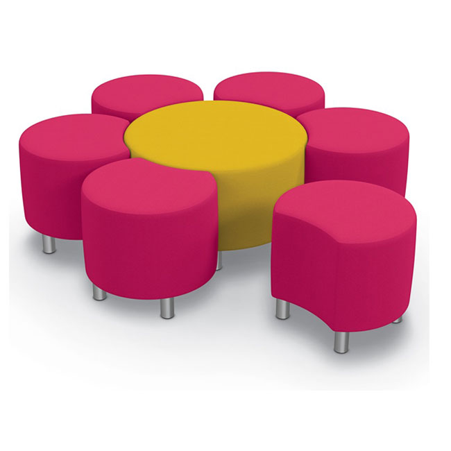 Blossom Soft Seating Modular Sets by Balt