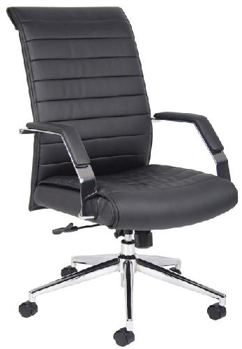 All Libretto Series Executive Ribbed Chair By Boss Options