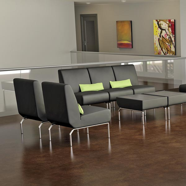 Triumph Reception Seating by OFM