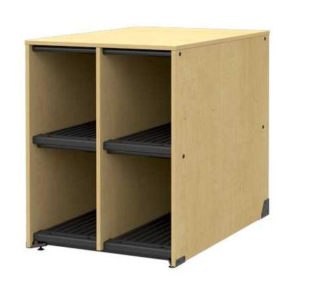 Marco Group Large Instrument Storage W Solid Doors 4