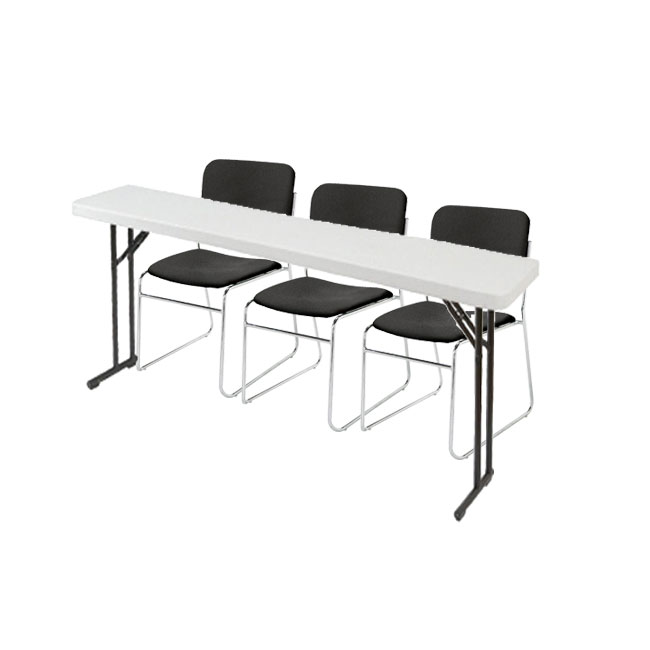 folding-table-padded-stack-chairs-by-national-public-seating