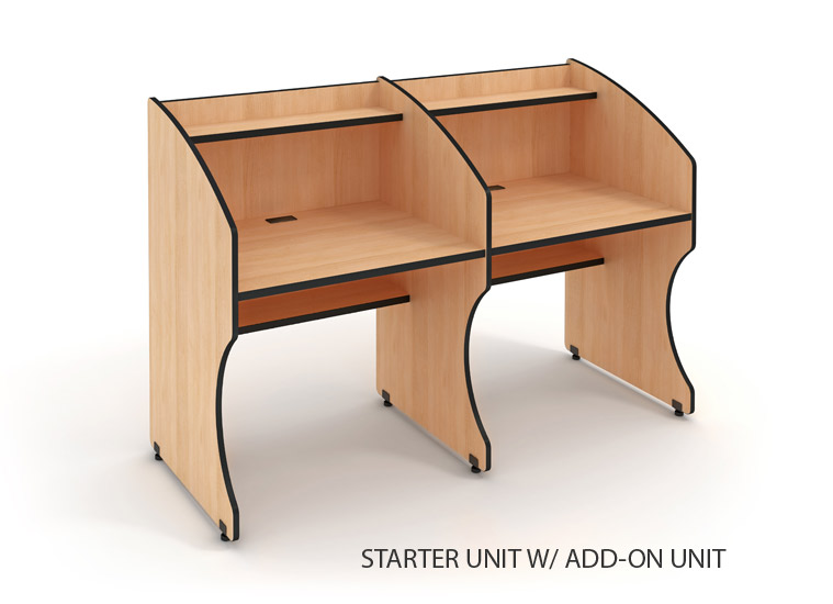 Study Carrels - CFC Educational