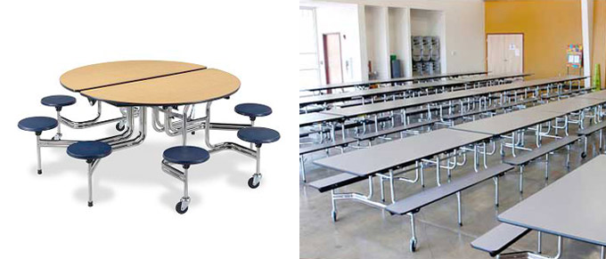 Cafeteria Table Buyer's Guide