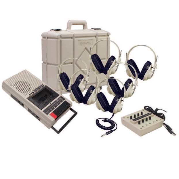 3132plc-prepackaged-powered-listening-center-w6-headphone-jacks