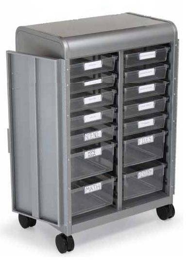30452-cascade-mobile-tote-tray-mid-cabinet-w-door-eight-3-four-6-sw-totes