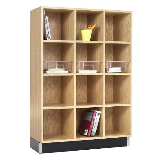 cc-3615k-wood-storage-cubbies-3-sections-12-openings