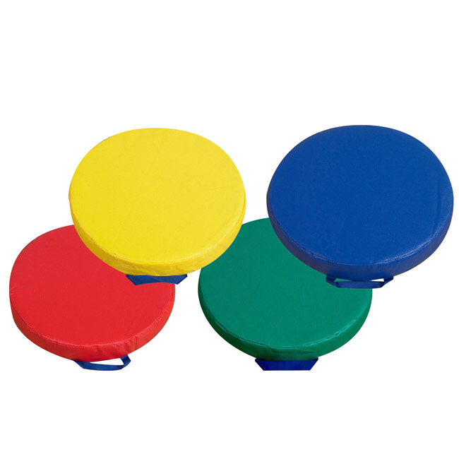 Round Floor Cushions by Children's Factory