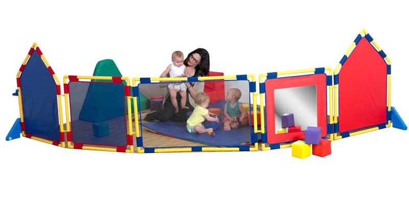 stock childrens factory cf900360 baby corral playpanel - Childrens Factory