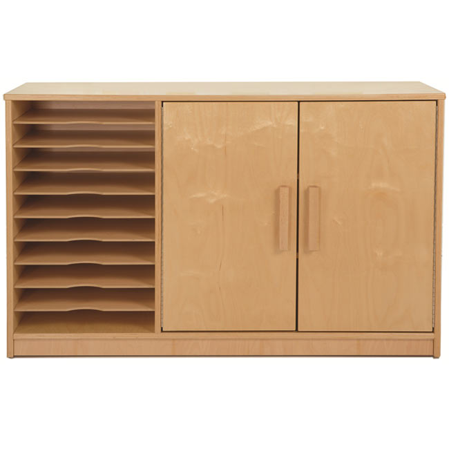 Whitney Plus Art Paper Storage Cabinet - Ch0500 | Early Childhood ...