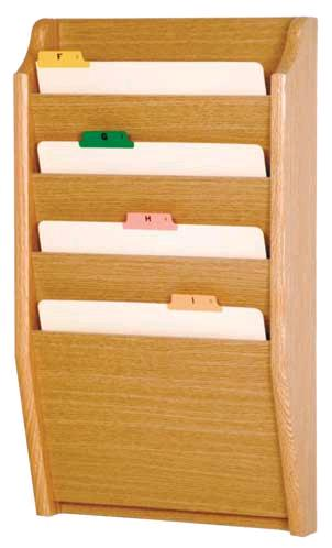 Great Legal Size File Holders By Wooden Mallet