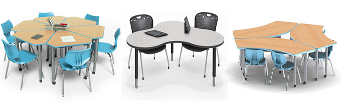 Collaborative Student Desks ~ School desk buyer s guide