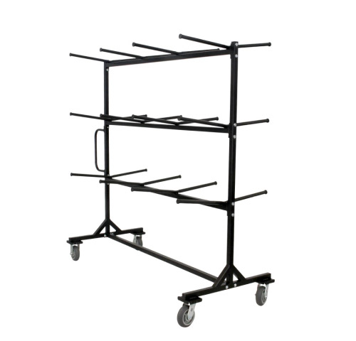 crttree1-mesh-one-chair-rack  sc 1 st  Worthington Direct & Mity-Lite Mesh One Chair Rack - Crttree1 | Folding Chair Caddies ...