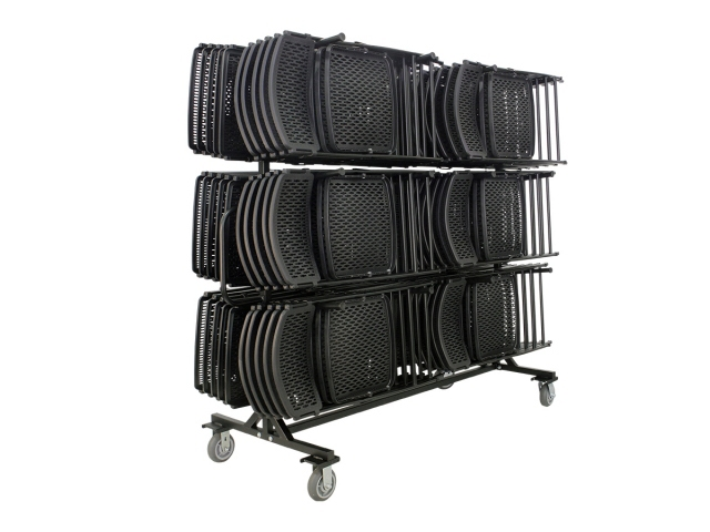 Mesh One Chair Rack by Mity-Lite CRTTREE1 - Stock #55156  sc 1 st  Worthington Direct & Mity-Lite Mesh One Chair Rack - Crttree1 | Folding Chair Caddies ...