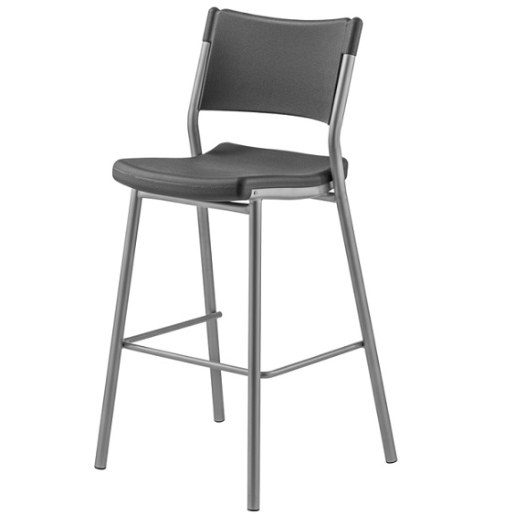 National Public Seating Cafe Time Stool Cts30 Lab