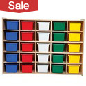 Click to see all Cubbie Classroom Storage