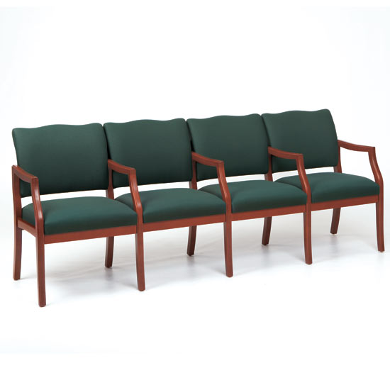 d4853k5-franklin-4-seats-center-arms-healthcare-vinyl
