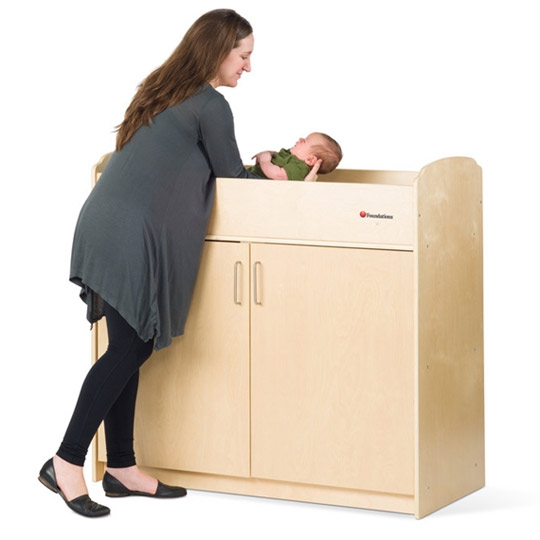 Foundations Serenity Changing Table Natural 1771047