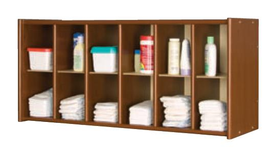 Tot-Mate Vos System Diaper Storage Wall Unit