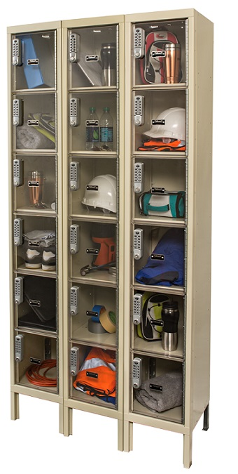 uesvp3288-6a-pt-digitech-safety-view-plus-six-tier-3-wide-locker