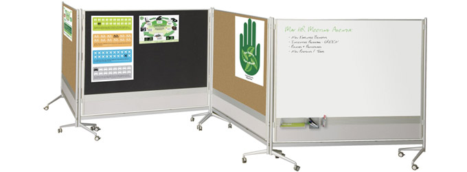 D.O.C. Display & Dry Erase Dividers