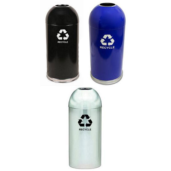 dome-top-recycling-receptacles-by-witt-industries