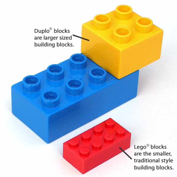Building Table With Duplo Compatible Top  Colored Storage Tubs By  Jonti Craft, 57459JC   Stock #49718