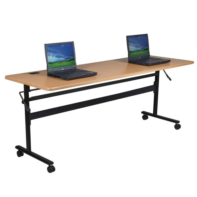Balt Economy Flipper Training Table X Rectangle - Foldable training table