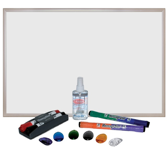 elr-0488-messagestor-magnetic-dry-erase-set