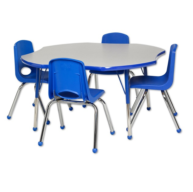 elr14101p4x16-xx-shape-activity-table-chair-package-clover-table-w-four-16-chairs