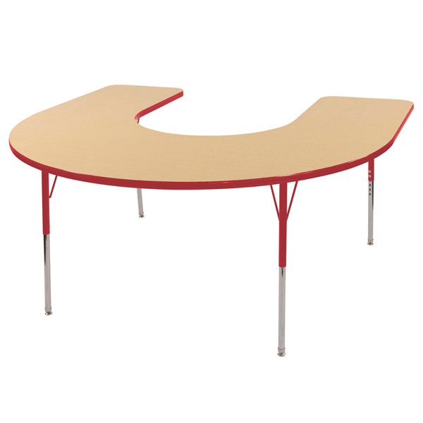elr-14103-s-activity-table-w-nylon-glides-60-x-66-horseshoe