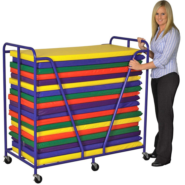 elr-16310-xx-package-rest-mat-trolley-with-20-rest-mats