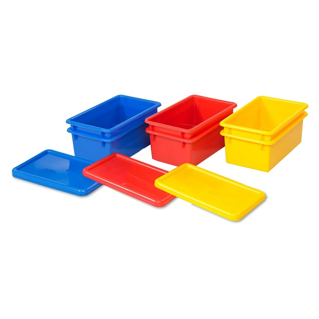 elr-20508-as-stack-store-tub-w-lid-6-piece-assorted-colors