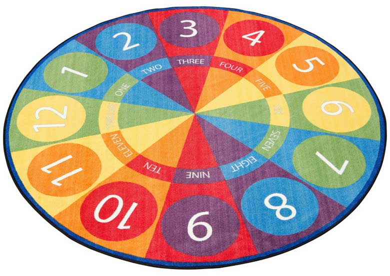 elr-fe908-71a-tick-tock-clock-activity-rug-12-round