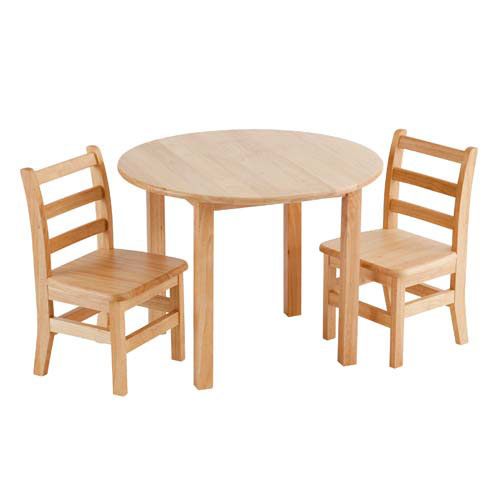 elr-22101-one-30-round-hardwood-play-table-two-12-ladderback-chairs