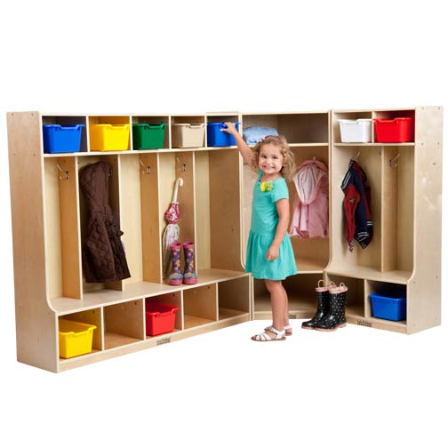 elr-spc-22201-birch-l-shaped-kids-locker-set-with-bench
