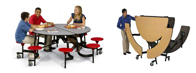Cafeteria Table Buyers Guide