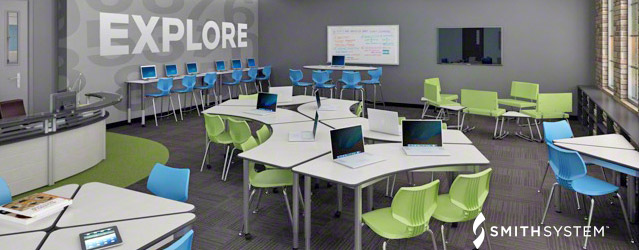 Collaborative Setting Classroom ~ Collaborative desk buyer s guide