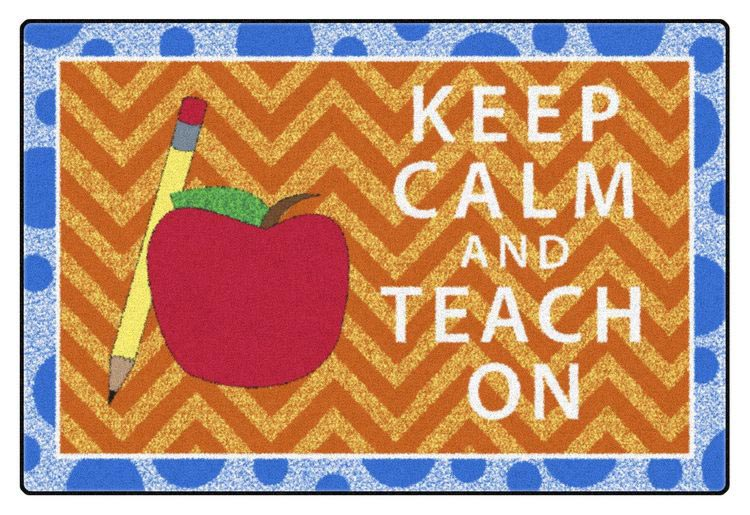 fe350-08a-keep-calm-and-teach-on-2-x-3