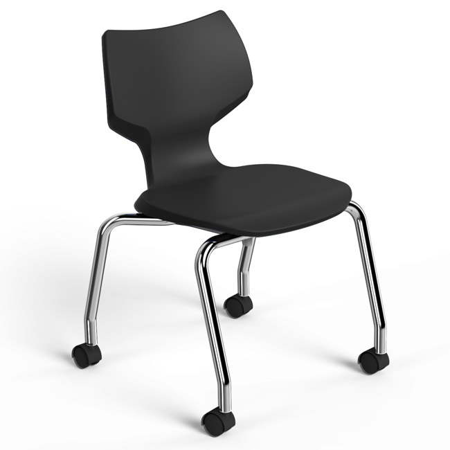 Flavors Mobile Stack Chair by Smith System
