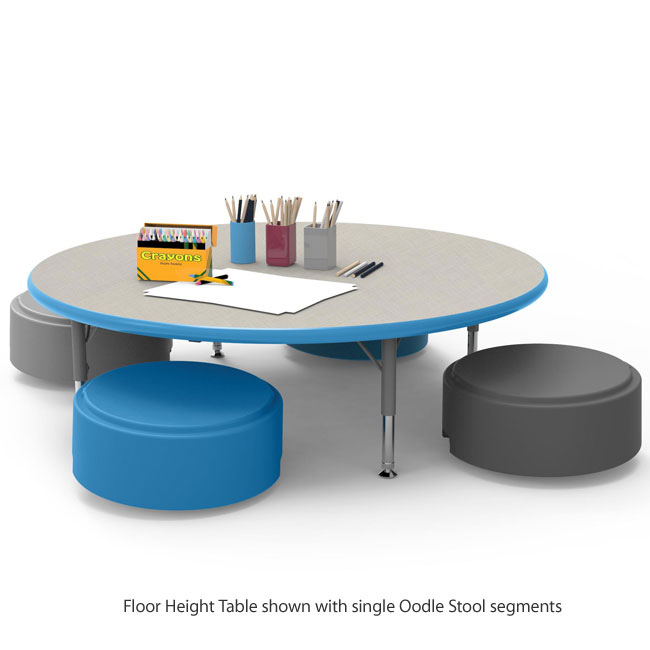 Smith System Circusline Activity Table 48 Round