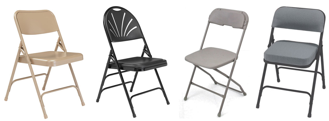 Folding Chairs from Worthington Direct