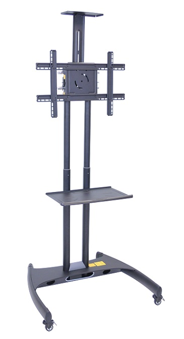 fp2750-adjustable-height-flat-panel-tv-stand-w-shelf-camera-mount